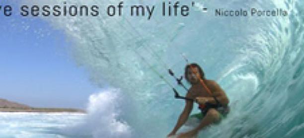Kiting Bali Barrels