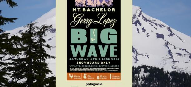 Patagonia Gerry Lopez Big Wave Challenge Course Build 2016