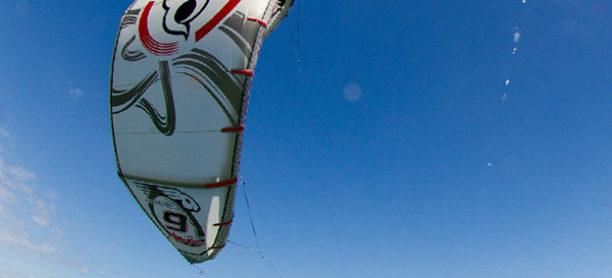 Kitesurfing by Niccolo Porcella