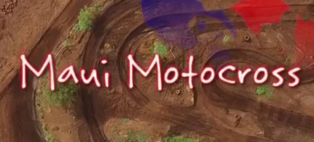 Maui Motocross Association track run