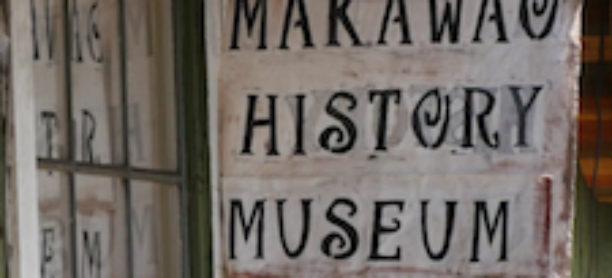 Makawao History Museum PSA