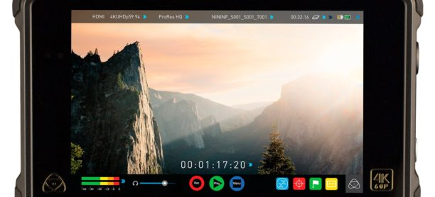 Log HDR and 4K 10bit 4:2:2 recording now available