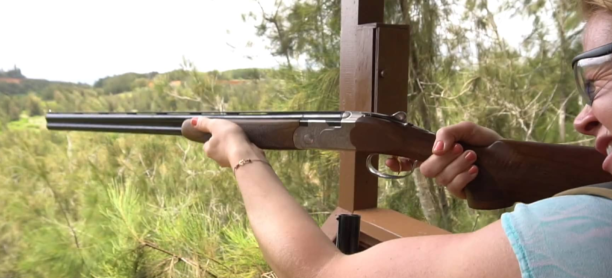 Shotgun shootin and archery tour