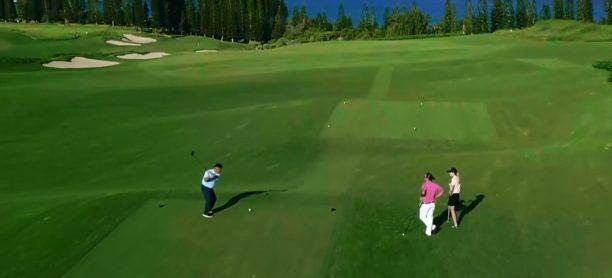Kapalua Golf with Michael Yasutake